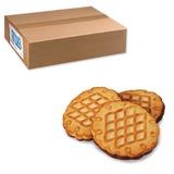 """Печенье ЯШКИНО """"Дивная Даренка глазированное"""", сахарное, весовое, гофрокороб, 3 кг, ЯП183"""