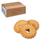 """Печенье ЯШКИНО """"Райский день"""", сахарное, с сахарное посыпкой, весовое, гофрокороб, 3,5 кг, ЯП168"""