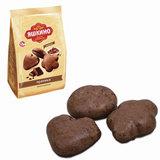 """Пряники ЯШКИНО """"Шоколадные"""", в сахарной и шоколадной глазури, 350 г, ЯП901"""