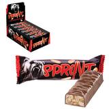 """Шоколадный батончик """"Спринт"""", мягкая карамель и арахис в шоколадной глазури, 50 г, КЗ1389"""