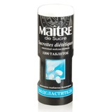 Заменитель сахара (подсластитель) MAITRE de Sucre (МЭТР), 1200 штук, пластиковая баночка с дозатором, нам005