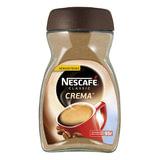 """Кофе растворимый NESCAFE (Нескафе) """"Classic Crema"""", с нежной пенкой, 95 г, стеклянная банка, 12315905"""