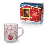 Чай BROOKE BOND (Брук Бонд), шоколад/апельсин, 50 г + кружка, набор, подарочная упаковка, 67103192