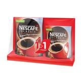 Промонабор: кофе растворимый NESCAFE (Нескафе) Classic, гранулированный, 1+1 в подарок, 150 г + 75 г, 12284266