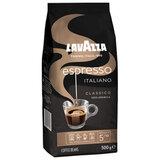 "Кофе в зернах LAVAZZA ""Espresso Italiano Classico"", 500 г, вакуумная упаковка, 1875"