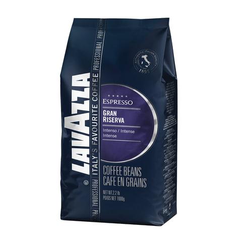 "Кофе в зернах LAVAZZA (Лавацца) ""Gran Riserva"", натуральный, 1000 г, вакуумная упаковка, 2230"