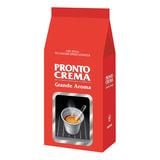 """Кофе в зернах LAVAZZA """"Pronto Crema"""", 1000 г, вакуумная упаковка, 7821"""