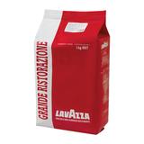 """Кофе в зернах LAVAZZA (Лавацца) """"Grande Ristorazione Rossa"""", натуральный, 1000 г, вакуумная упаковка, 3104"""