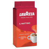 "Кофе молотый LAVAZZA ""Il Mattino"", 250 г, вакуумная упаковка, 3201"