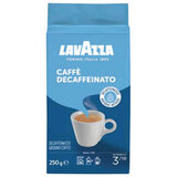 "Кофе молотый LAVAZZA ""Caffe Decaffeinato"" без кофеина, 250 г, вакуумная упаковка, 1000"