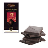 "Шоколад CEMOI (Семуа) ""Dark Chocolate"", горький, 72% какао, 100 г, Франция"