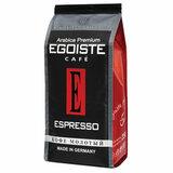 """Кофе молотый EGOISTE """"Espresso"""", натуральный, 250 г, 100% арабика, вакуумная упаковка, 10228"""