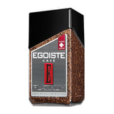 """Кофе растворимый EGOISTE """"Platinum"""", сублимированный, 100 г, 100% арабика, стеклянная банка, 8467"""