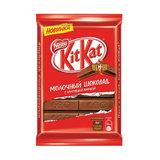 Шоколад KIT KAT (Кит Кат), молочный с хрустящей вафлей, плитка, 94 г, 12293837