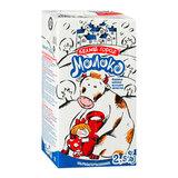 Молоко БЕЛЫЙ ГОРОД, жирность 2,5%, ультрапастеризованное, картонная упаковка, 1 л, 502018