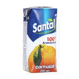 Сок SANTAL (Сантал), апельсиновый, 0,2 л, для детского питания, тетра-пак, 547788