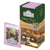 """Чай AHMAD """"Summer Thyme"""", чёрный с чабрецом, 25 пакетиков в конвертах по 1,5 г, 1510-1"""