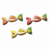 """Конфеты-карамель """"Цитрусовый микс"""", леденцовая, мини-мини, ассорти апельсин/лимон/грейпфрут, 1 кг, ПР6435"""