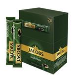 """Кофе растворимый JACOBS """"Monarch"""", сублимированный, 1,8 г, пакетик, 8050269"""