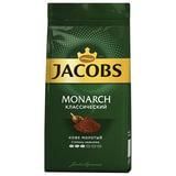 Кофе молотый JACOBS Monarch, 230 г, вакуумная упаковка, 8052075