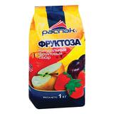Фруктоза РАСПАК, 1000 г, мягкий пакет, 11231