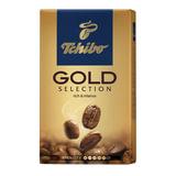 """Кофе молотый TCHIBO (Чибо) """"Gold selection"""", натуральный, 250 г, вакуумная упаковка, 94368"""