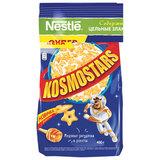 Звездочки NESTLE KOSMOSTARS (Нестле Космостарс) хрустящие, с медом, 450 г, мягкий пакет, 12217378
