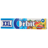 """Жевательная резинка ORBIT (Орбит) XXL """"Клубника-банан"""", 15 подушечек, 20,4 г, 46146632"""