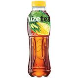 Чай холодный черный FUZE TEA (Фьюзти), лимон - лемонграсс, 0,5 л, пластиковая бутылка, 1888001