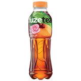 Чай холодный черный FUZE TEA (Фьюзти), персик - роза, 0,5 л, пластиковая бутылка, 1888001