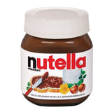 Паста ореховая NUTELLA (Нутелла), 350 г, стеклянная банка, 77151449