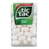 Драже TIC TAC (Тик Так), со вкусом мяты, 16 г, пластиковая баночка, 77133521