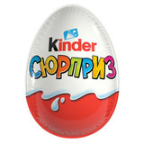 Шоколадное яйцо KINDER Surprise (Киндер Сюрприз), в ассортименте, 20 г, 77148592