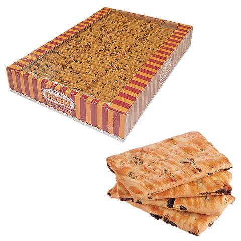Печенье СЕМЕЙКА ОЗБИ, затяжное с изюмом, 1,8 кг, весовое, гофрокороб, 1023