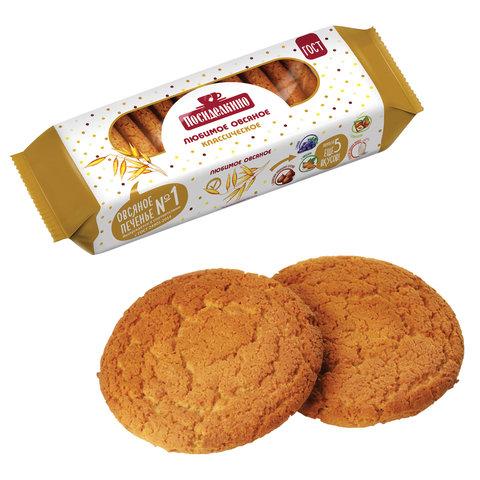 Печенье овсяное ПОСИДЕЛКИНО классическое, 320 г, 51011450