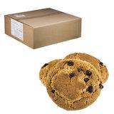 """Печенье овсяное ОРАНЖЕВОЕ СОЛНЦЕ """"Бок-о-бок"""" с шоколадными кусочками, весовое, 6 кг, гофрокороб, 51320144"""