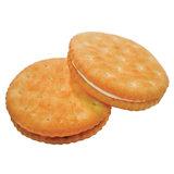 """Печенье БЕЛОГОРЬЕ """"Кристо-Твисто"""", крекер с начинкой пломбирчик, 3,5 кг, вес., гофрокороб, 44-54"""