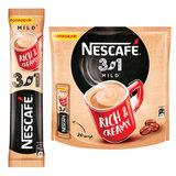 """Кофе растворимый NESCAFE """"3 в 1 Мягкий"""", 20 пакетиков по 14,5 г (упаковка 320 г), 12235480"""