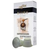 Кофе в капсулах BLUES Капучино-карамель для кофемашин Nespresso, 10 шт. х 5 г, 4600696101201