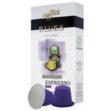 """Кофе в капсулах BLUES """"По-ирландски"""" для кофемашин Nespresso, 10 порций, 4600696101058"""