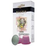 """Кофе в капсулах BLUES """"Ваниль"""" для кофемашин Nespresso, 10 шт. х 5 г, 4600696101195"""