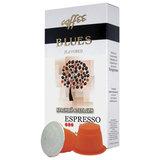 """Капсулы для кофемашин NESPRESSO, """"Красный апельсин"""", натуральный кофе, BLUES, 10 шт. х 5 г, 4600696101218"""