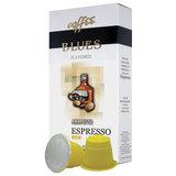 """Капсулы для кофемашин NESPRESSO, """"Амаретто"""", натуральный кофе, BLUES, 10 шт. х 5 г, 4600696101010"""