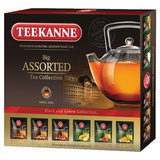 "Чай TEEKANNE (Тиканне) ""Big Assorted"", 6 вкусов черного и зеленого чая, 24 пакетика, Германия, 0306_4815"