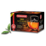 "Чай TEEKANNE (Тиканне) ""Elite Black 1882"", черный, 20 пакетиков по 2 г, Германия, 0306_4545"