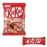 Шоколадные батончики KIT KAT с молочным шоколадом и хрустящей вафлей 169 г, 12368502