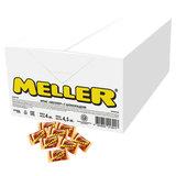 """Конфеты-ирис MELLER (Меллер) """"Шоколад"""", весовые, 4 кг, гофрокороб, 85255"""