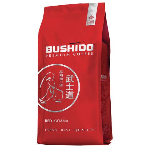 Кофе в зернах BUSHIDO