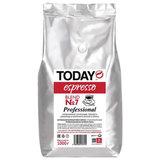 """Кофе в зернах TODAY Espresso """"Blend №7"""", натуральный, 1000 г, вакуумная упаковка, TO10004004"""