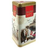 """Чай HILLTOP """"Чабрец"""", черный листовой, 80 г, жестяная упаковка """"ПАРИЖСКИЕ КАНИКУЛЫ"""", W005"""